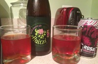 Floral squared: Two local hibiscus beers