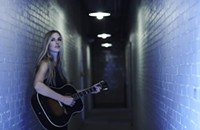 Nashville singer-songwriter Holly Williams remakes her name for herself