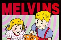 Listen to 'Honey Bucket,' classic sludge from the Melvins