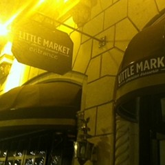 House-made sodas and subpar poutine at Little Market Brasserie