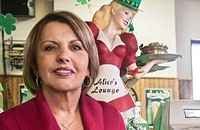 How Alice of Alice's Lounge went from beautician to bar owner