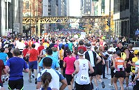 How I won and lost at the Chicago Marathon