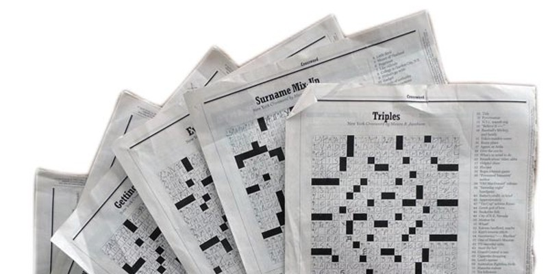 How to . . . excel at crosswords