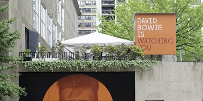 How to get 'David Bowie Is' to come to your town