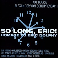 Husband-and-wife pianists Schlippenbach and Takase salute Eric Dolphy