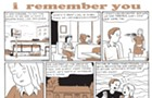 <i>I Remember You</i>, a comic by Andy Glass