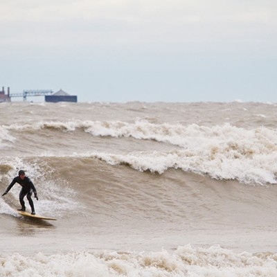Great waves, Great Lakes