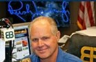 If Rush Limbaugh wants to blather—let him blather