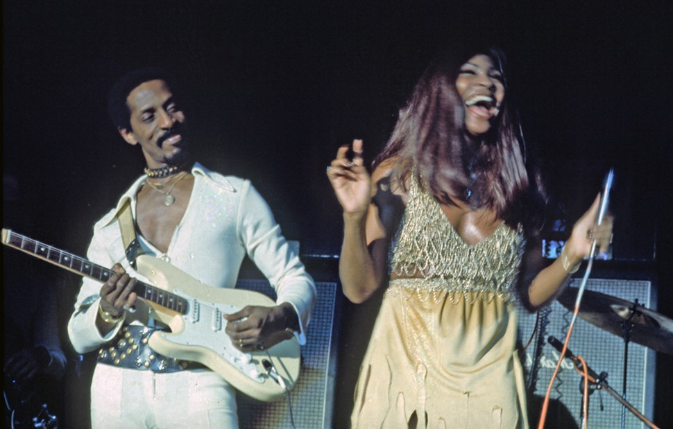 Ike & Tina Turner: They too never ever did nothing nice and easy.