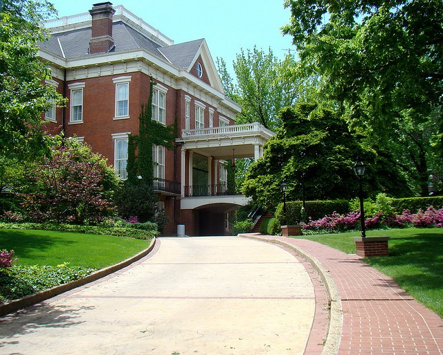 Illinois governors mansion