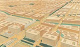 Illustration from the Plan of Chicago - CHICAGO HISTORY MUSEUM/GREAT BOOKS FOUNDATION