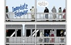 <i>Immediate Follower</i>, a comic by Erik Schneider