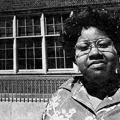 In 1975, Angie Ray worked tirelessly to improve conditions at Bradwell elementary, her daughters' segregated school in South Shore. Bradwell then was 98 percent black, and 38 years later, it still is.