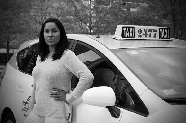 In 2012, Melissa Callahan filed a federal lawsuit on behalf of her fellow beleaguered drivers. - ANDREA BAUER