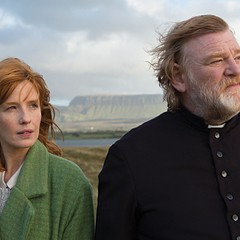In Calvary, an Irish Catholic priest is marked for death