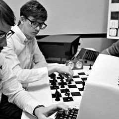 In Computer Chess, the king's game finds its jester