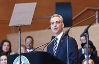 In Inauguration Speech, Mayor Emanuel Commits to Change, Then Commits Again, and Again ...