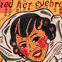 """In """"Lunch Drawings,"""" Tony Fitzpatrick mourns a friend: Lou Reed"""