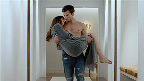 In more ways than one, Fifty Shades of Grey asks us to bow to our masters