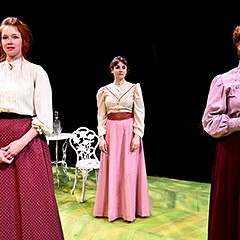 In the Hypocrites' Three Sisters, Russian angst meets the party people