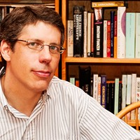 In their words: Mike Levine, acquisitions editor, Northwestern University Press