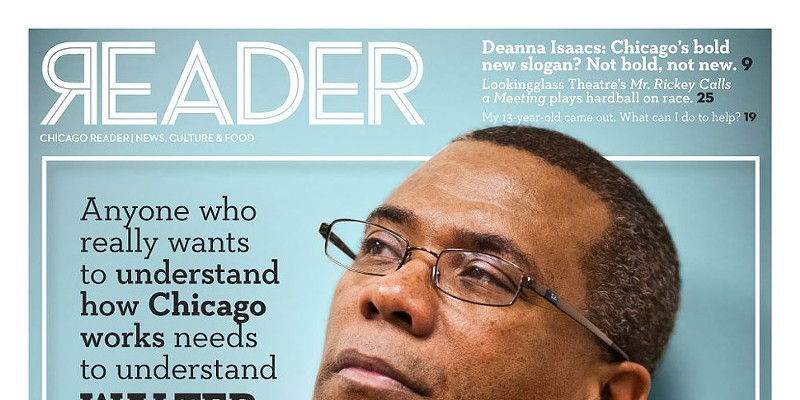 In this week's Reader: The making of an alderman