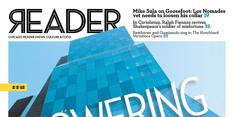 In this week's Reader: Towering ambition