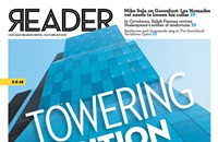 In this week's <i>Reader</i>: Towering ambition