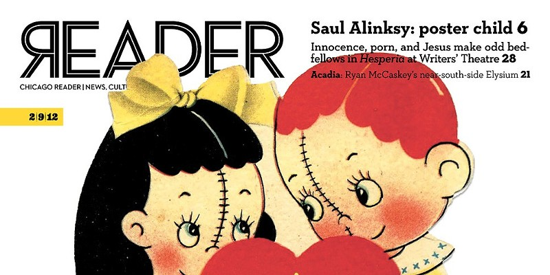 In this week's Reader: We bother with Valentine's Day