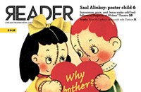 In this week's <i>Reader</i>: We bother with Valentine's Day
