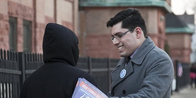 Incoming 35th Ward alderman Carlos Ramirez-Rosa has vowed not to become a mayoral rubber stamp.