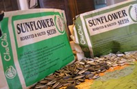 Introducing Cha Cha brand sunflower seeds