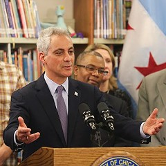 Is the Near North Side the right neighborhood for Obama College Prep?