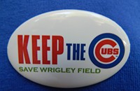 It worked for Northwestern: Save Wrigley Field