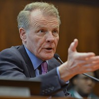 Is Mike Madigan our only line of defense against Governor Rauner?