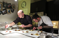 Underground dining experience gets a real kitchen with 42 Grams