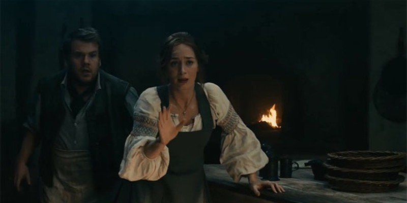 How Hollywood Drains The Subversion Out Of Into The Woods Bleader
