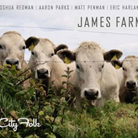 James Farm play jazz with the concision and focus of moody pop music