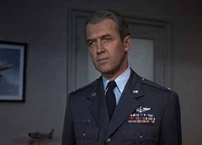 James Stewart in Strategic Air Command