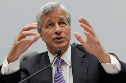 Jamie Dimon: Getting a questionable raise