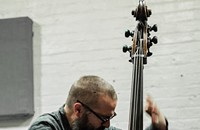 Jazz bassist Jason Roebke brings together unexpected sounds in his edgy quartet, Combination