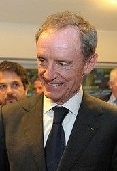 Jean-Claude Killy, chairman of the IOC Coordination Commission