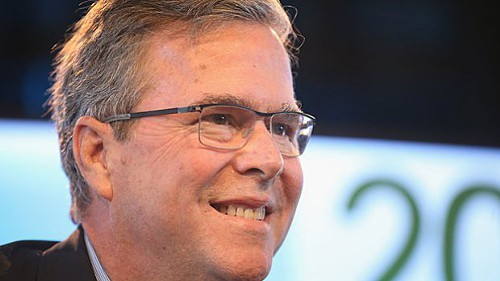 Jeb Bush is kinda screwed.