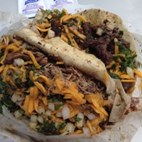 The Jerk Taco Man: A culinary collision of great import