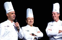 Boulud and Bartolotta on (maybe someday) winning the Bocuse d'Or