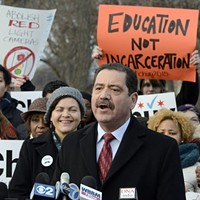 No, Chuy, let's not hire a thousand more cops