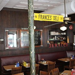 Jewish comfort food is hiding in plain sight at Frances' Deli