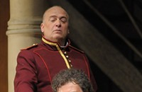 A stormy <i>Otello</i> at Lyric Opera