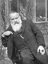 Johannes Brahms -- scuffle disrupts his Second Symphony