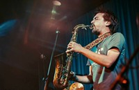 Saxophonist John Dikeman brings real meaning to the term 'punk jazz'